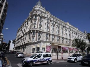 Diamond Heist: $53 million of jewelry was stollen from the Carlton Hotel in Cannes, France.
