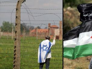 Two Flags: Just as Israelis and Palestinians cherish two different flags, the historical narratives that animate the two peoples cannot be reconciled.