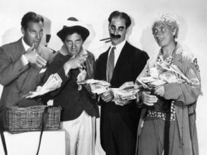 "Made in Philadelphia: The Marx Brothers' first stage show, ""I'll Say She Is,"" premiered in 1923 at Philadelphia's Walnut Street Theatre."