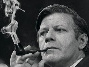 Put That in Your Pipe and Smoke It: Helmut Schmidt's father was the illegitimate son of a German-Jewish businessman.