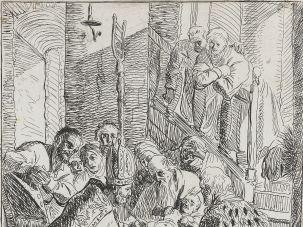 """""""The Circumcision"""" (1625)"""