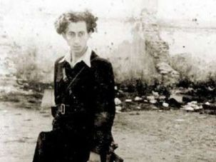 Avenger: After the Holocaust, Jewish partisan leader Abba Kovner sought vengeance.