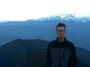 Agam Luria, 23, killed in Nepal avalanche.