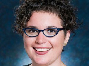 Rabbi Alissa Wise, deputy director of Jewish Voice for Peace.