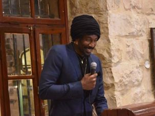 Amar'e Stoudemire received Israel's Martin Luther King, Jr. Award.