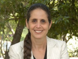 Israeli lawmaker Anat Berko of the Likud Party.
