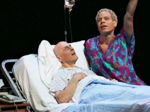 """Angels In America"" at the National Theatre of London"