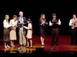 In the Afterlife: The Museum of Jewish Heritage staged a reading of Meyer Levin?s radio adaptation of the diary produced and directed by Jennifer Strome. The first adaptation of the diary, Levin?s play had not been heard since its successful CBS Radio airing on Rosh Hashanah 1952.