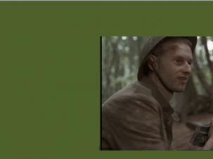 "Arthur Kremer as Abraham Krotoshinsky in the 2001 movie ""The Lost Battalion."""