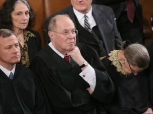 Anthony Kennedy, the Supreme Court?s justice in the middle.