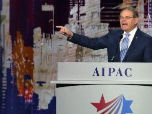 Senator Menendez addresses AIPAC, March 2013