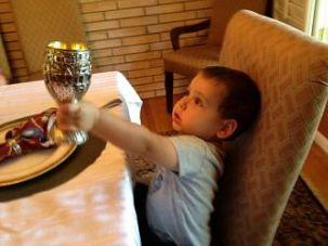 Sisterhood contributor Nina Badzin?s youngest son, Nathan.