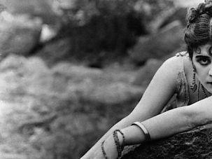 Femme Fatale: Jewish silent film star Theda Bara was born in Cincinnati in 1855.