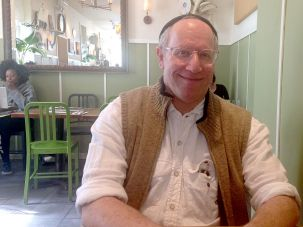 Historian Jonathan Schorsch