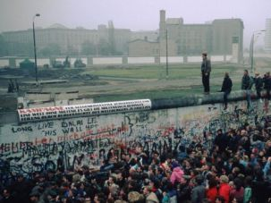 The Other Side: The fall of the Wall made Berlin whole again.