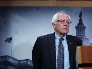 Bernie Sanders and Keith Ellison