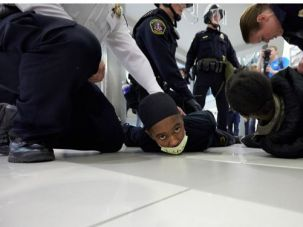 Black Lives Matter: Jewish activists have been part of the protests roiling the country.