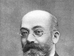 Ludwig Lazarus Zamenhof, inventor of Esperanto.