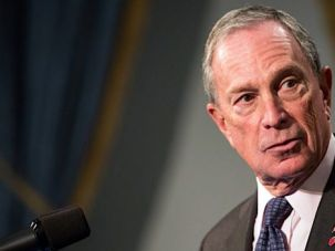 Outgoing New York City mayor Michael Bloomberg will be the first recipient of the Genesis Prize, an award aimed at inspiring young Jews.