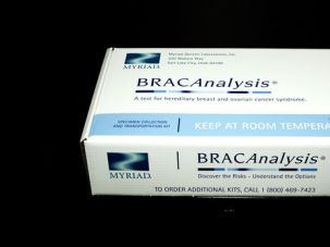Test Case: Myriad Genetics holds the exclusive right to test for cancer-causing mutations on the BRCA1 and BRCA2 genes.