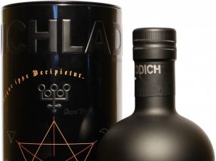 Dark Arts of Bruichladdich scotch.