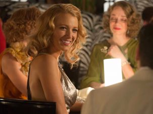 "The Glamorous Life: Blake Lively in Woody Allen's ""Cafe Society."""