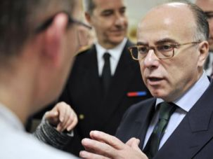 Official Response: French minister of Interior Bernard Cazeneuve spoke of France's responsibility to its Jews.