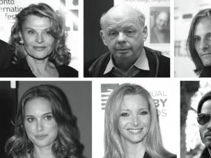 Protest Letter: Those who signed the protest letter included, from left, Julie Christie, Wallace Shawn and Viggo Mortensen. The other Side: Those who opposed the protest said, ?We don?t need another blacklist.? They included, from left, Natalie Portman, Lisa Kudrow and Lenny Kravitz.