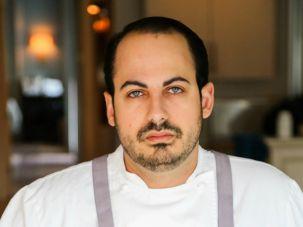 Chef Zachary Engel