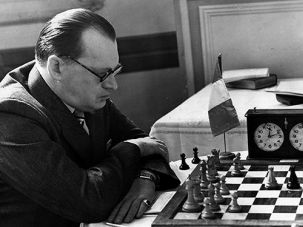 Fallen Hero: Alexander Alekhine should have stuck to playing chess, not dabbling in politics.