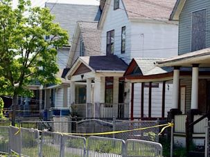 Unsafe Town?: Cleveland has recently been in the spotlight for several crimes committed against women, including the kidnapping of three women who were held captive in this home.