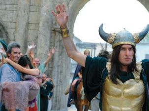 Spoof: Assi Cohen plays a character named Nineveh in the upcoming film ?This is Sodom.?