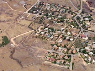 Choosing Neighbors: Kfar Zeitim is an example of a moshav, or cooperative village, in which absorption committees determine who can move in.