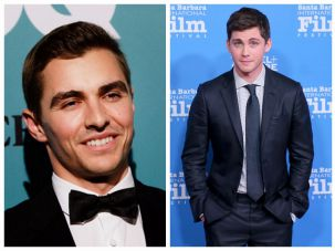 Dave Franco, Logan Lerman, and Emory Cohen.