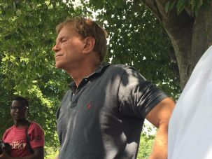 "A founder of modern American neo-Nazism, David Duke told supporters in Charlottesville that they were ""taking America back."""