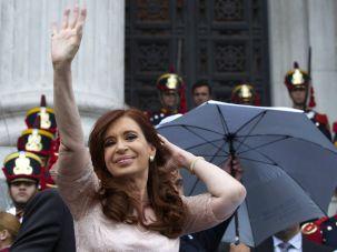 President Cristina Fernandez of Argentina
