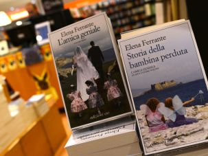 Ferrante in the original Italian.