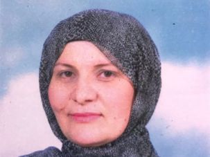 Israel's first female Muslim judge, Hana Mansour-Khatib.