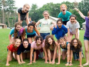 School?s Out: Campers enjoy summer at Camp Young Judaea Sprout Lake in Verbank, N.Y.