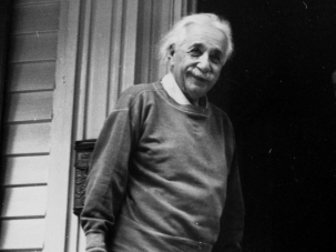 Einstein in Princeton