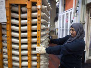 Palestinian Sodastream worker
