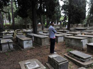 Jewish cemetery in Greece