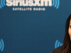 NEW YORK, NY - OCTOBER 26: Rula Jebreal attends the SiriusXM Special Event 'Muslim In America' at SiriusXM Studios on October 26, 2015 in New York City. (Photo by Robin Marchant/Getty Images for SiriusXM)