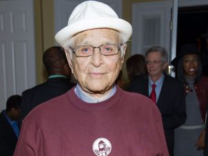 """Norman Lear, creator of """"All in the Family,"""" has some choice words for Donald Trump."""