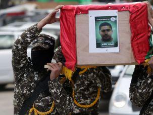 Nashat Melhem mck funeral gaza
