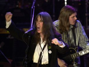"Religious context: Patti Smith's ""M Train"" touches on her relationship with religion."