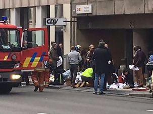 Belgium Terror Attack