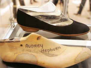 Flats for Audrey Hepburn