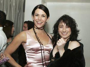 """Lauren Graham with """"Gilmore Girls"""" creator Amy Sherman-Palladino"""