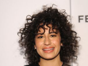 Ilana Glazer at the 2016 Tribeca Film Festival on April 17, 2016 in New York City.
